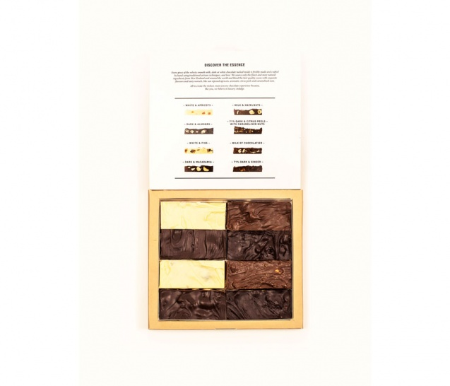 8 Piece Chocolate Bars Gift Box 2