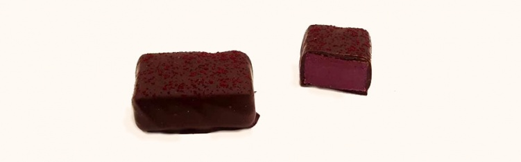 Boysenberry Truffle