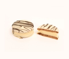 White Chocolate Alfajor